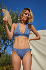 two-piece swimsuit sunny atolls