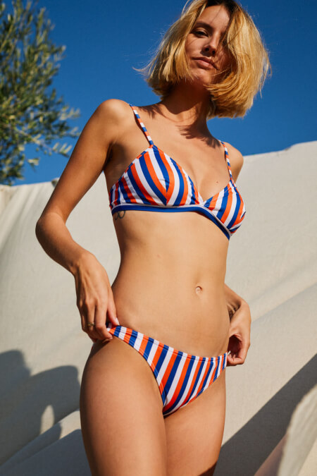 bottom of a two-piece swimsuit La Baule